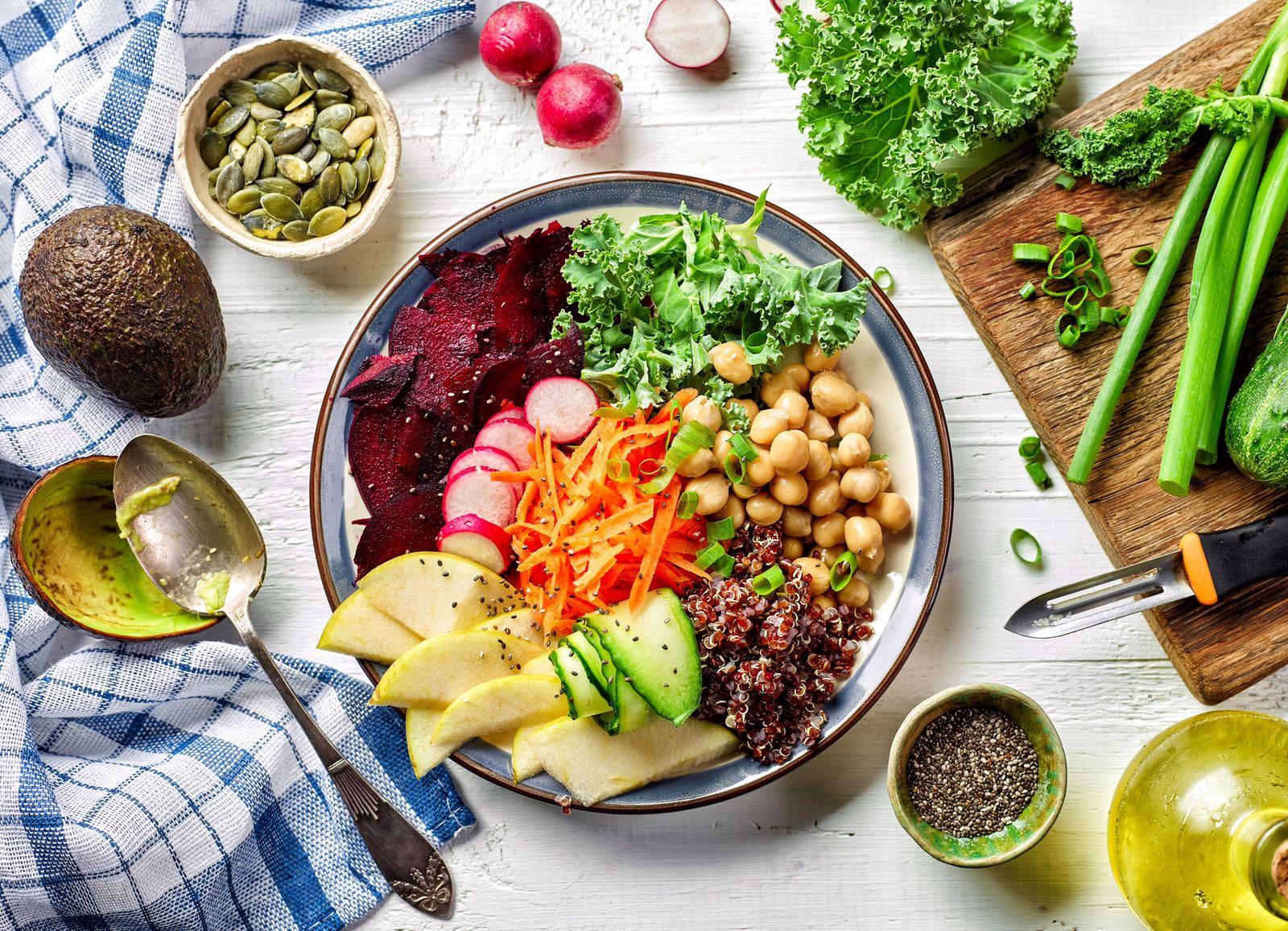 meatless Ramadan