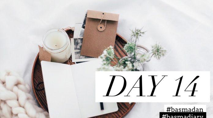 Ramadan Tagebuch